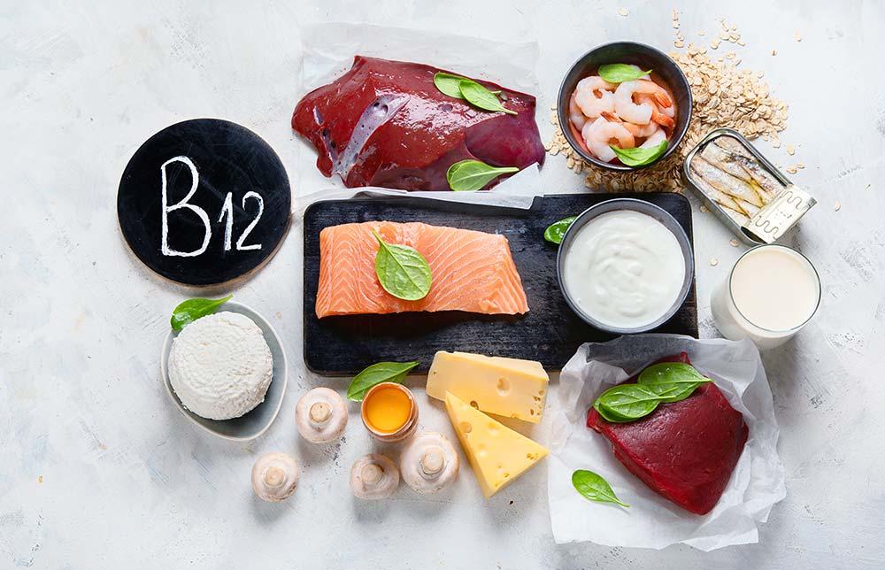Schwangerschaft Vitamin B12