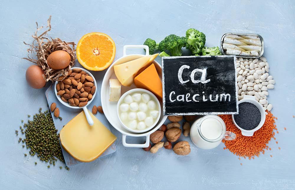 Schwangerschaft Kalzium Calcium