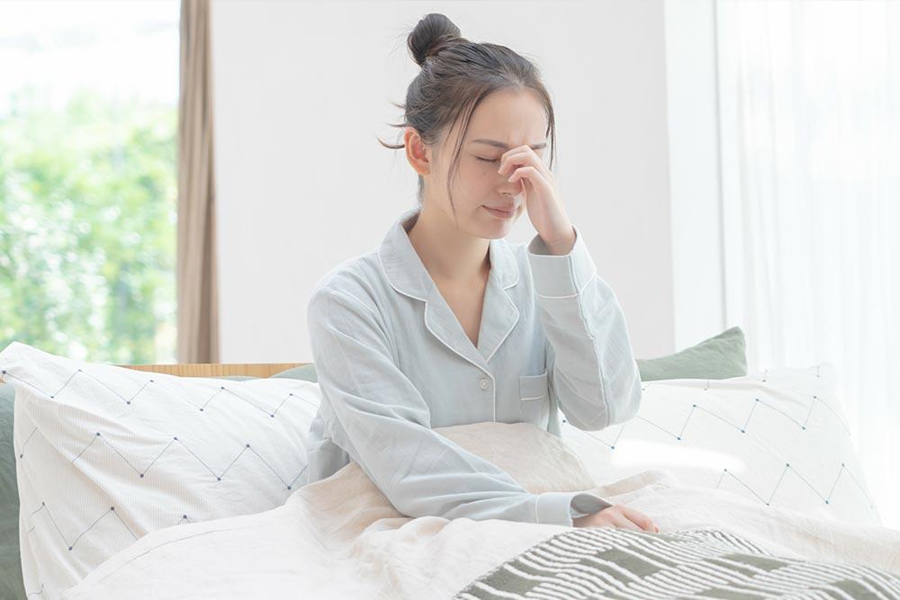 Schlafstörungen lindern