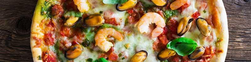 Pizza Frutti di Mare Rezeptidee